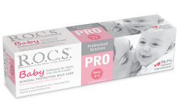R.O.C.S. PRO Baby toothpaste