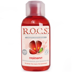R.O.C.S. Mouthwash Grapefruit