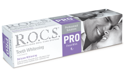 R.O.C.S. toothpaste PRO Whitening Fresh Mint