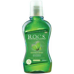 R.O.C.S. Mouthwash Double Mint