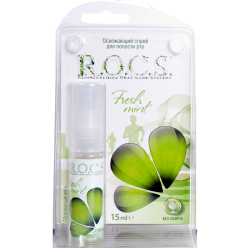 R.O.C.S. Fresh Mint refreshing spray